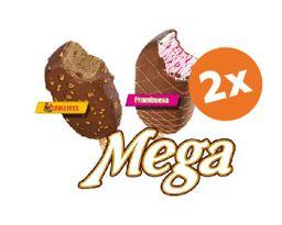 Promo 2x Helados Mega Variedades