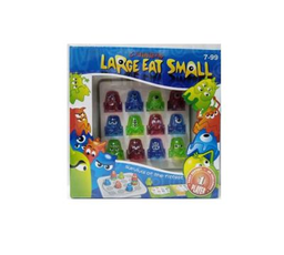Playsmart Juego de Lógica Cannibal Monster