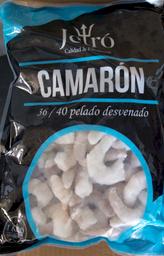 Camarón 36 / 40 Pelado