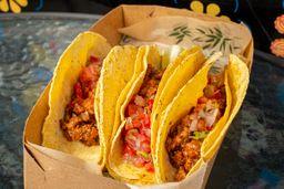 Taco Chilli con Carne (3 Unidades)