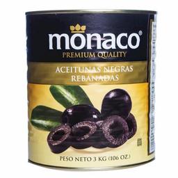 Monaco Aceituna Negra Laminada Galón