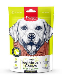 Wanpy Alimento Para Perro Dog Beef Jerky Slices 100 g
