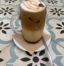 Café Caramel Frío