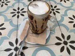 Café Mocha Frio