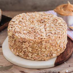 Torta Hojarasca Manjar