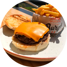 Cheese Burger Simple