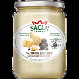 Sacla Salsa Alfredo Trufa Dop