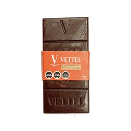 Barra Chocolate Bitter 55%