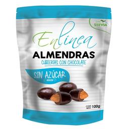 En Línea Almendras Con Cacao