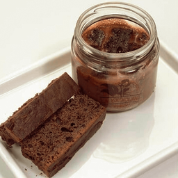 Pot de Creme y Brownie
