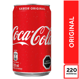 Coca- Cola Original 220 ml