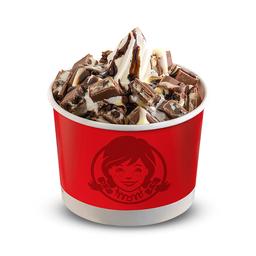 Frozen Milka Oreo Chocolate