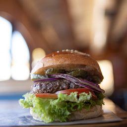 Fletch´s Classic  Burger + Bebida