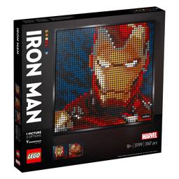 Lego Set de Construcción Marvel Studios Ironman