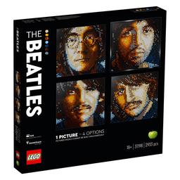 Lego Set de Construcción The Beatles