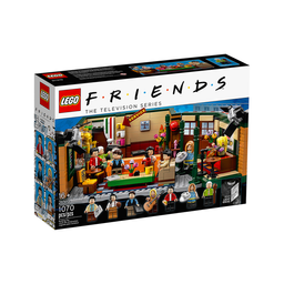 Lego Set de Construcción Friends Central Perk