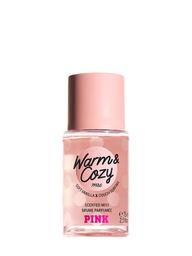 Victoria's Secret Perfume Pink Warm & Cozy Mini Scented 75 mL