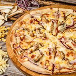 Pizza cremona especial