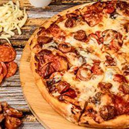 Pizza bolonia