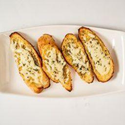 Pan de ajo queso
