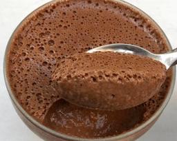 Mousse de Chocolate/Menta