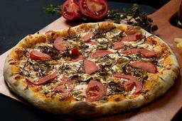 Pizza Plateada