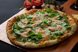 Pizza Salmón Ahumado
