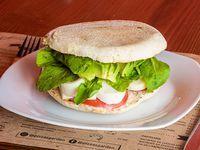 Sándwich Vegetariano Garden 1