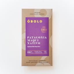 Óbolo Chocolate Patagonia Maqui Nativo 50% Cacao
