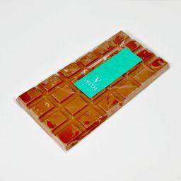Tableta Leche 35% cacao Sin Azucar (100 gramos)