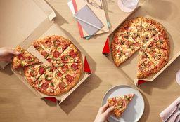 2 Pizzas Medianas 3 ING