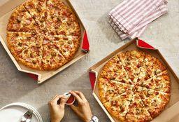 2 Pizzas Familiares 3 ING