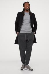 H&M Pantalón Grey Dark Cw 3 Drk Mel 003