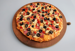 Pizza Pikada Pequeña
