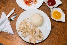 Filetillos de Pollo a la Plancha