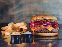 Chupinazo burger