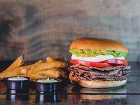 San Fermín burger
