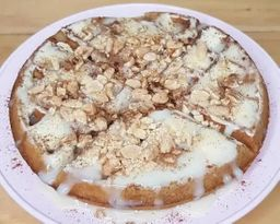 Waffle Cinnamon