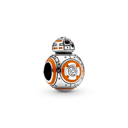 Pandora Charm de Star Wars Plateado