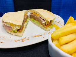Sándwich Estilo Burger 2x
