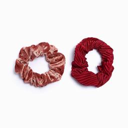 Lounge Collet Velvet - Textura Rojo