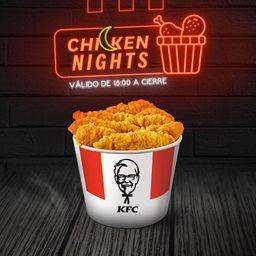 Bucket 14 Chicken Strips 25% Extra