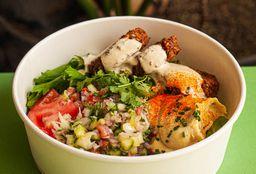 Bowl Mediterráneo Vegan