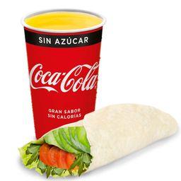 Lunchkin Wrap Vegetariano