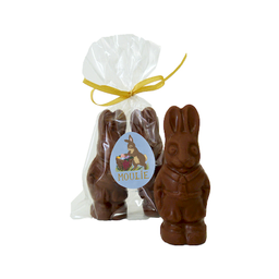 Figura Señor Conejo Chocolate