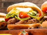 Sandwich cantonés chacarero