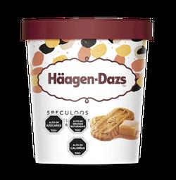 Haagen Dazs Helado Crema y Galleta Caramelo