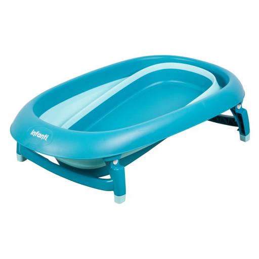Infanti Bañera Plegable Flexi Azul