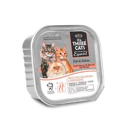 Three Cats Alimento Para Gato Paté Control Bolas de Pelo 90 g