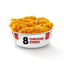 Chicken Share 8 Strips